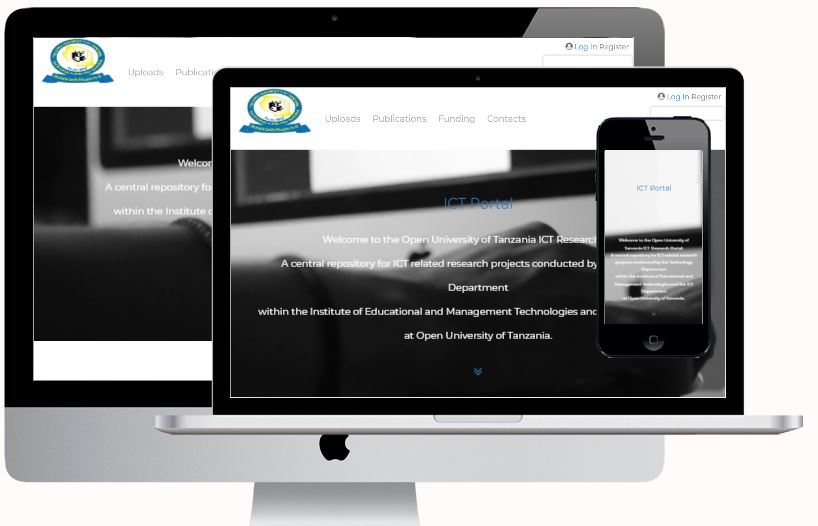 responsive devices with outportal
